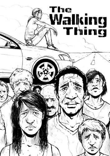 The walking thing cover art small