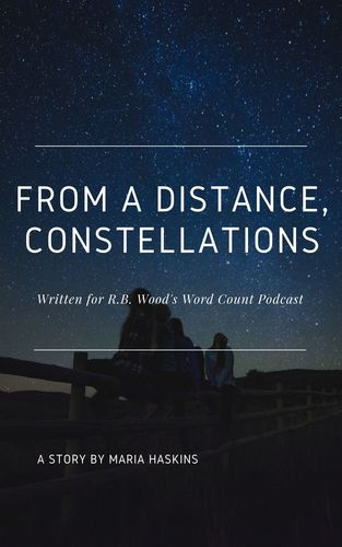 From a distance  constellations