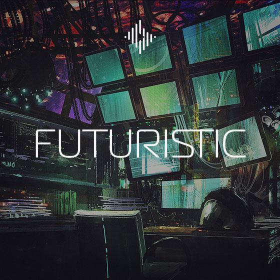 KeyFrameAudio - Futuristic