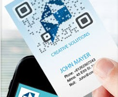 business use QRCodes