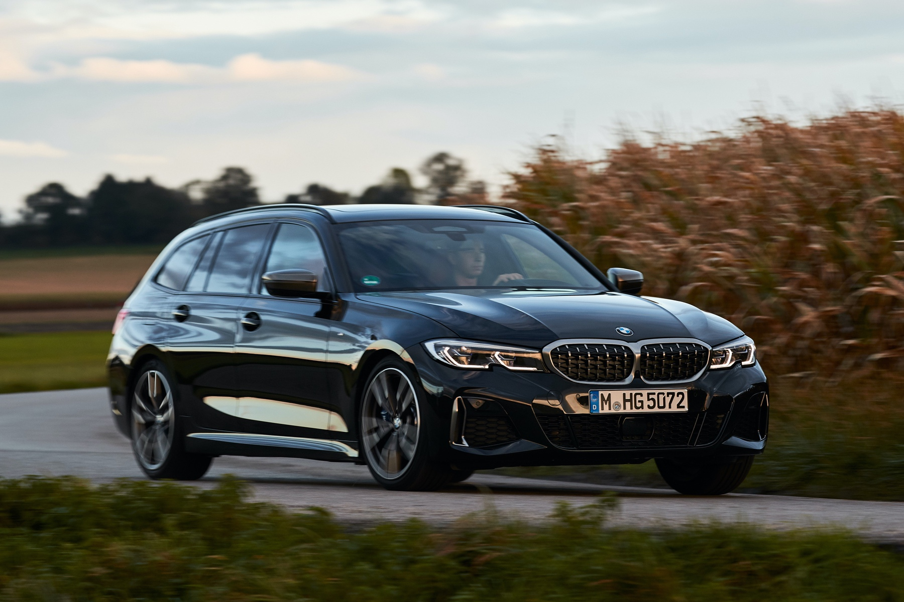 BMW M340i Touring M3 wagon
