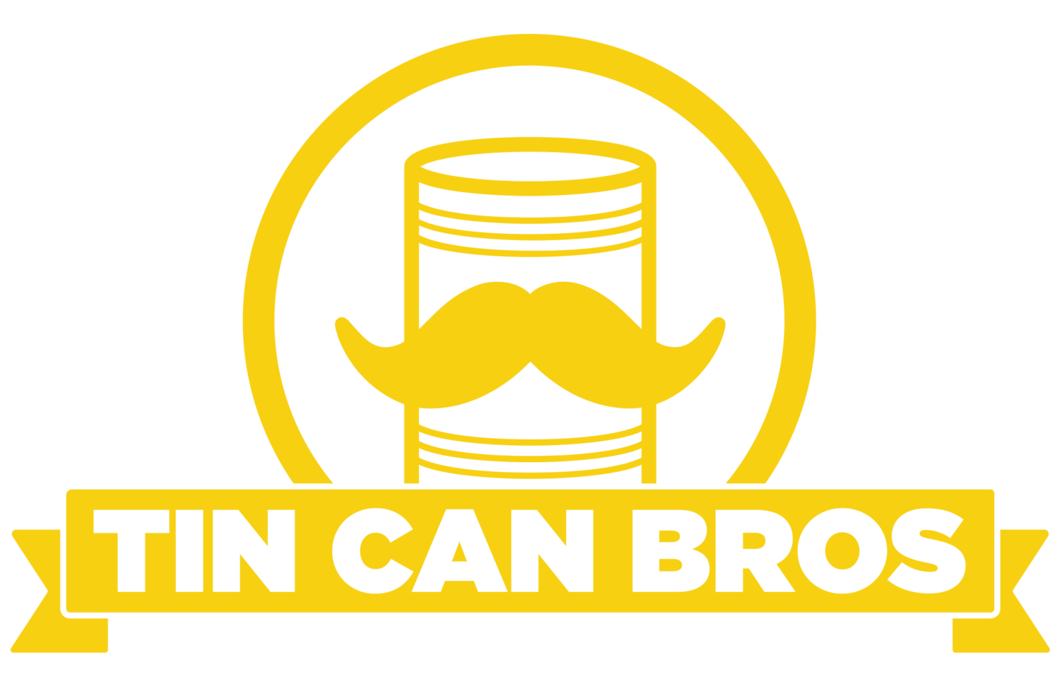 Tin Can Brothers Logo