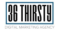 36 Thirsty Media Logo