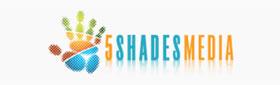 5 Shades Media Logo