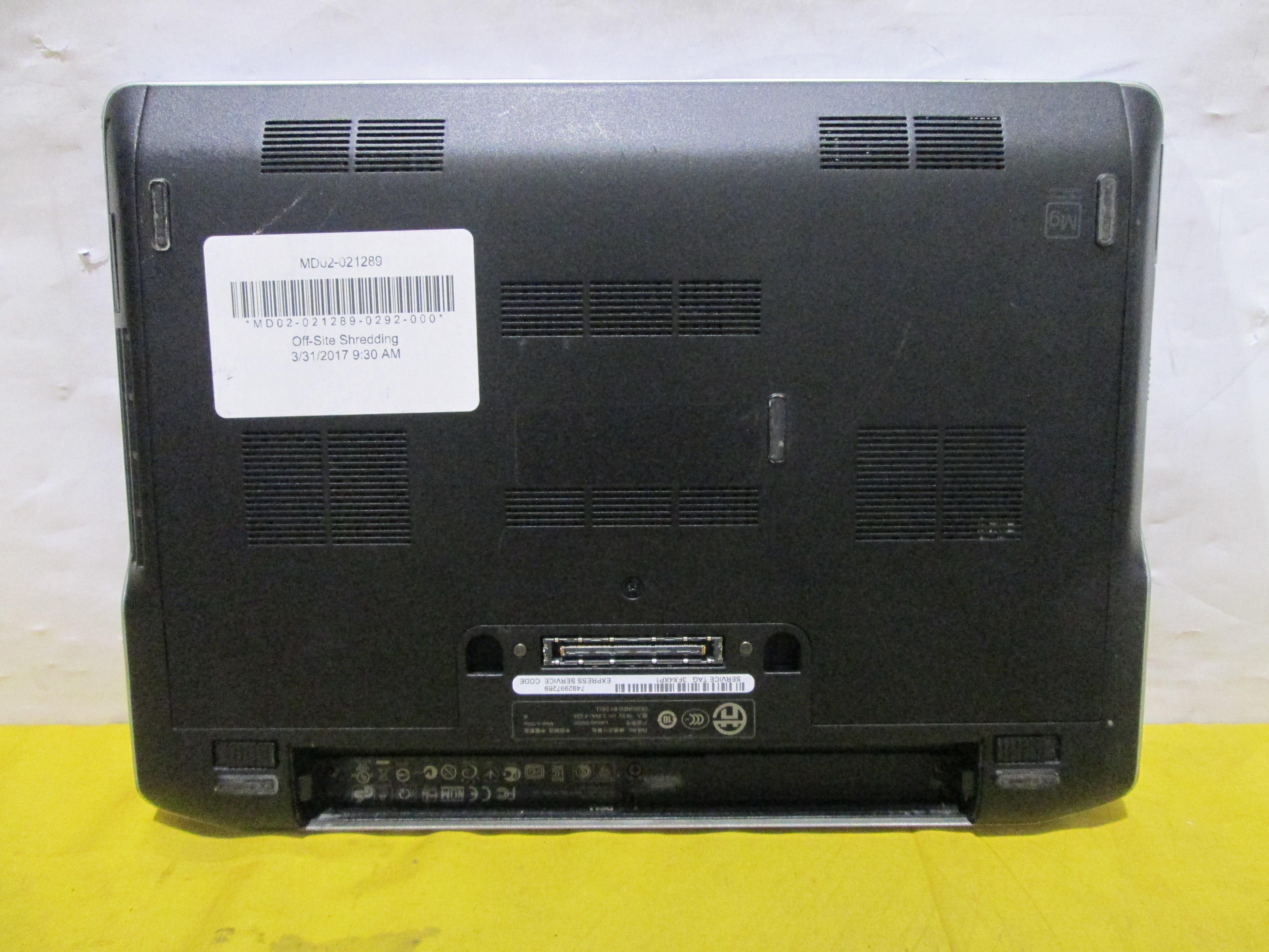 Dell-Latitude-E6220-Intel-Core-i7-2-70GHz-8G-Ram-Laptop-Integrated-Graphics thumbnail 5