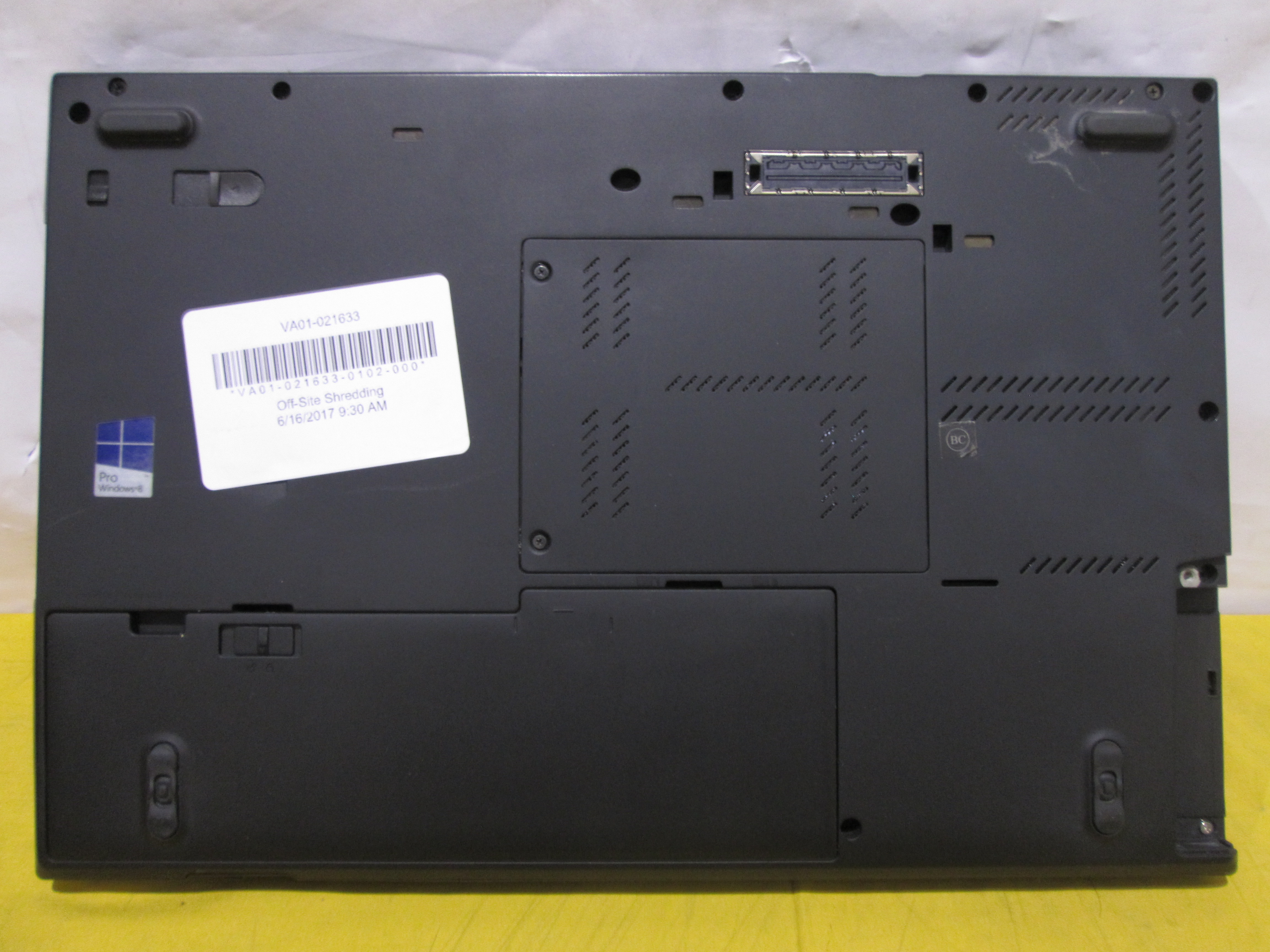Lenovo T430s 2353abu Intel Core I5 2 60ghz 4gb Ram Laptop