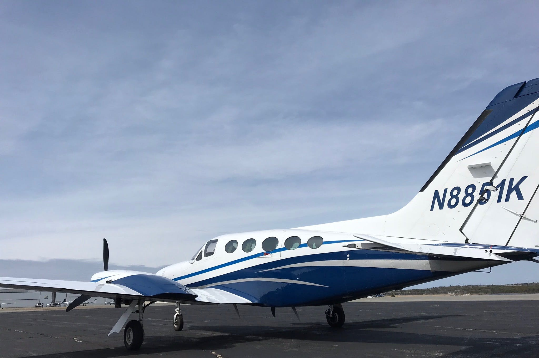 Photo of Cessna 414A