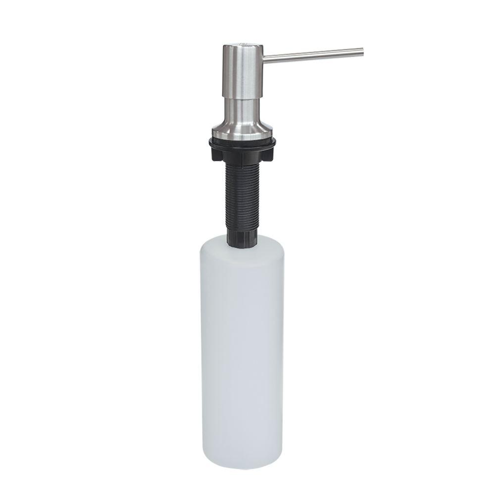 Dispenser Dosador de Sabão Detergente 500 Ml Tramontina Inox