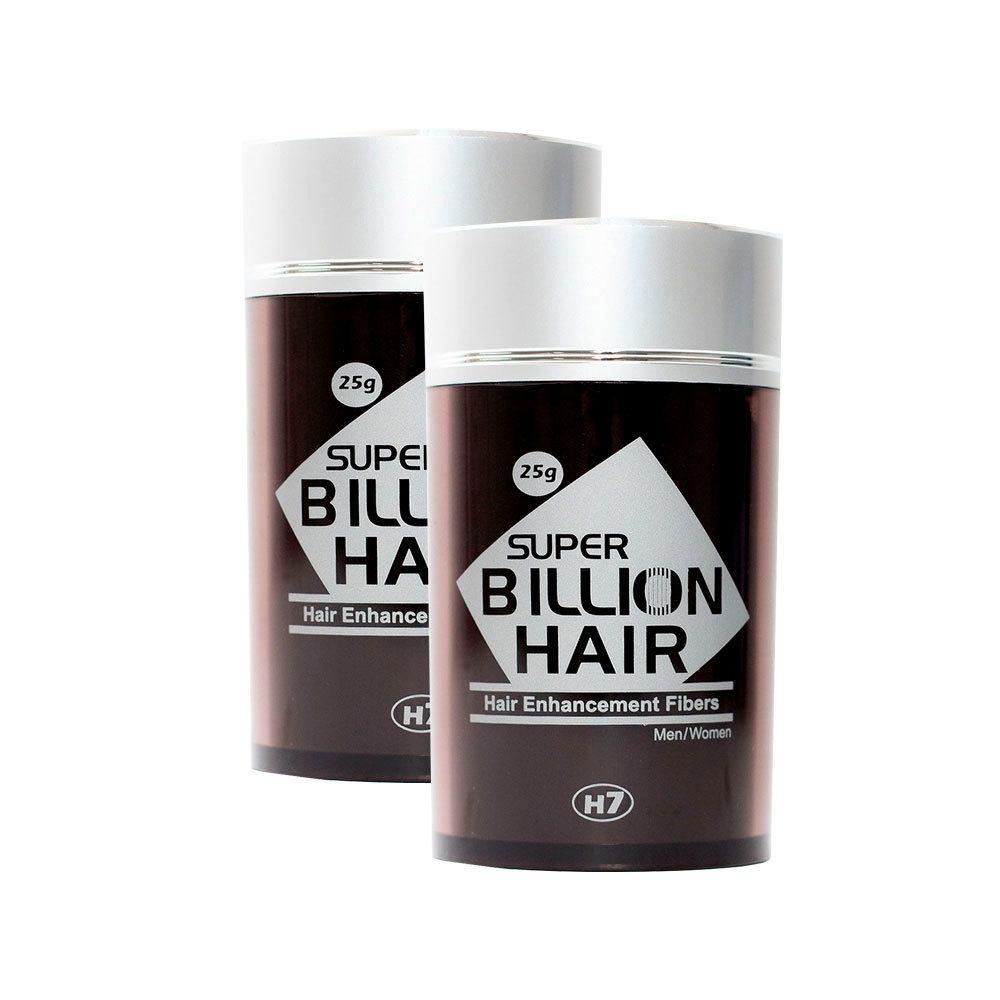 Kit 02 Maquiagem pra Calvície Billion Hair - 25g