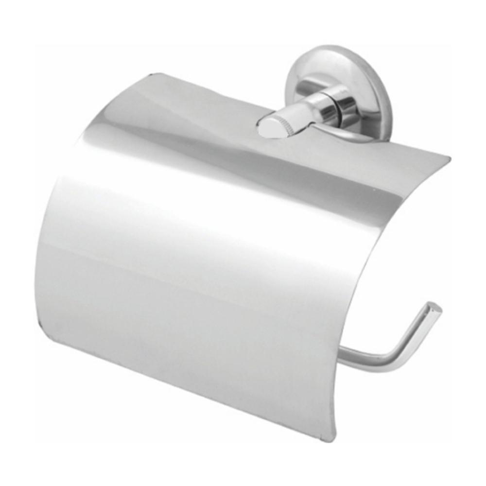 Kit Acessórios Para Banheiro Stander Oliveira 5 Peças Em Aço Inox Cromado