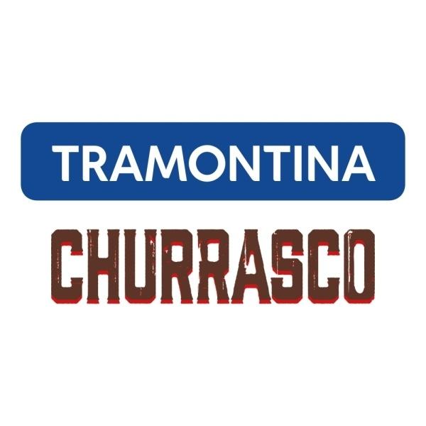 Kit Para Churrasco 3PC Jogo de Talheres Tramontina Polywood