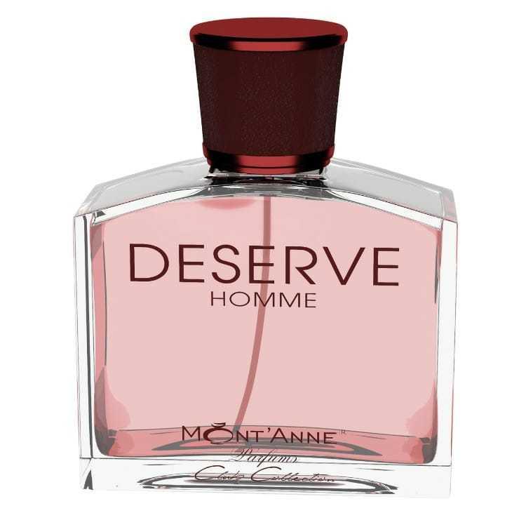 Perfume Deserve Homme EDP Amadeirado 100ml Mont'Anne