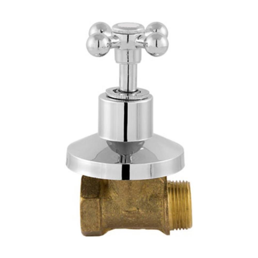 Registro De Pressão 1/2 Para Chuveiro Oliveira 1416 C-33 De Parede