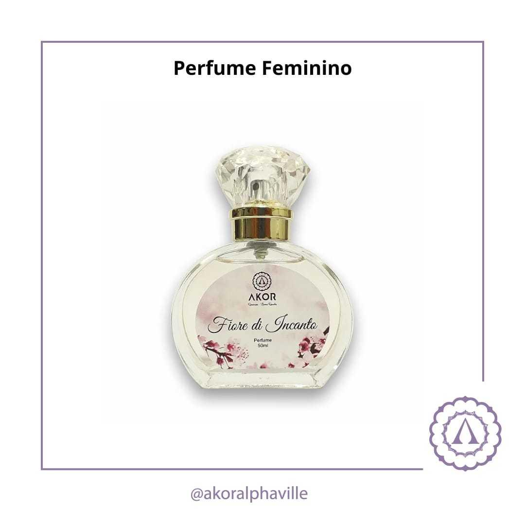 Perfume Feminino Fiori Di Incanto