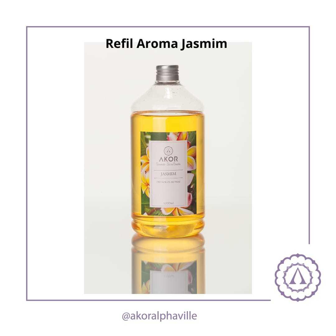 REFIL AROMA 1L JASMIM