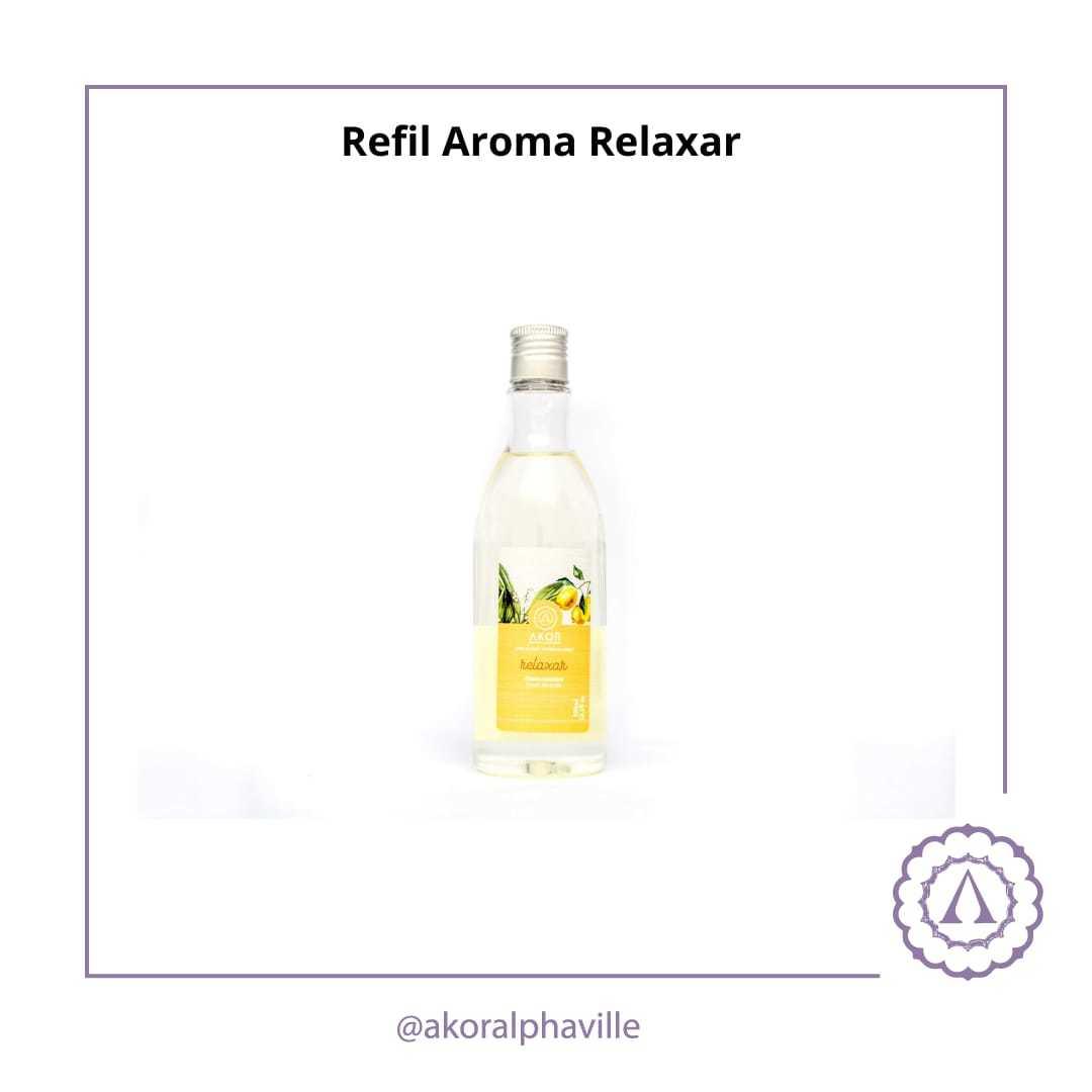 Refil Aroma Relaxar 300ml,