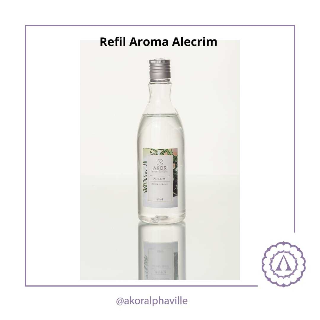 Refil Difusor Alecrim 300ml