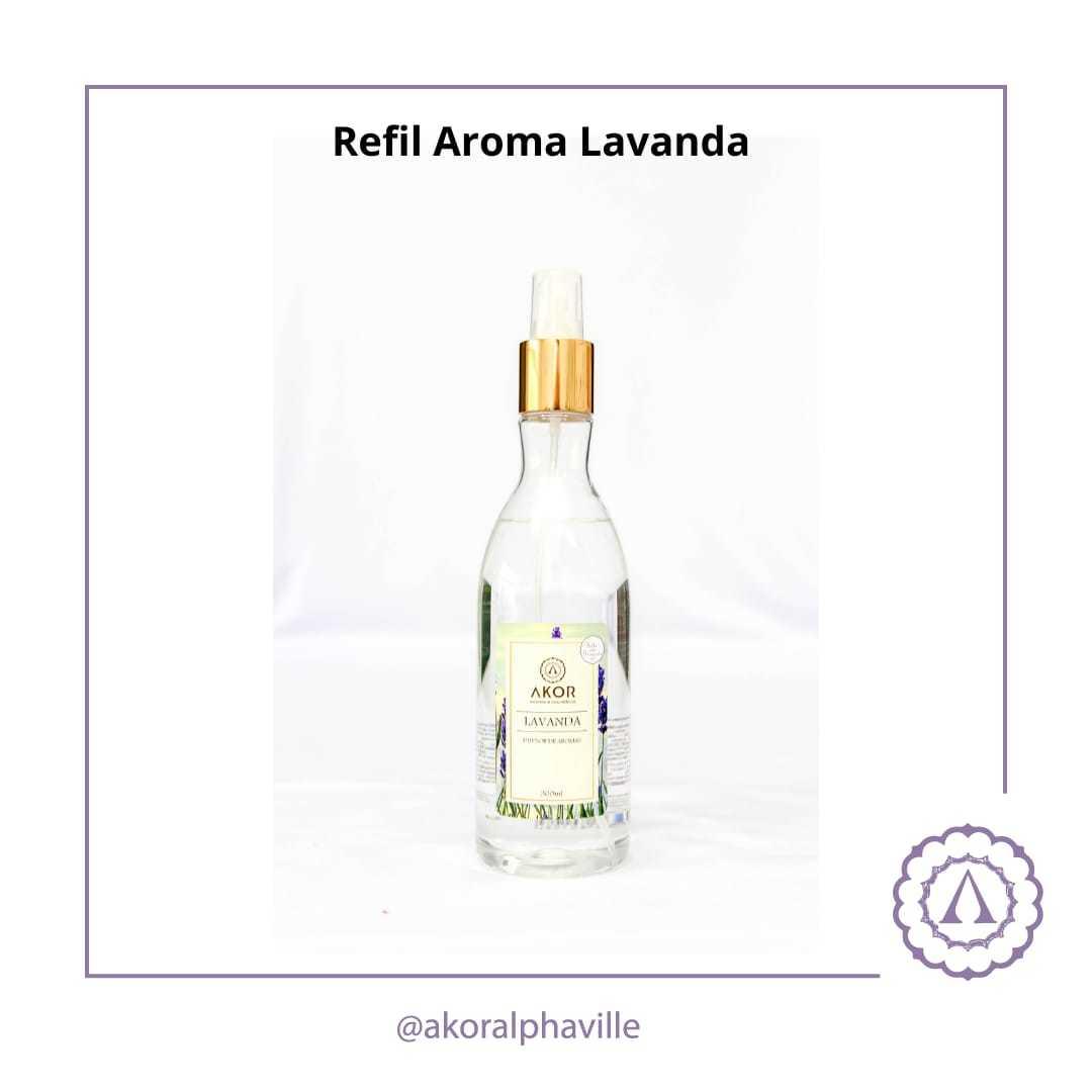Refil Aroma Lavanda 300ml