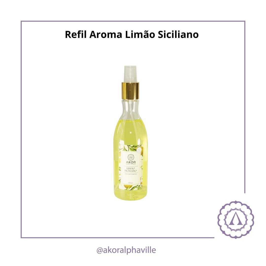 Refíl Difusor Limão Siciliano 300ml