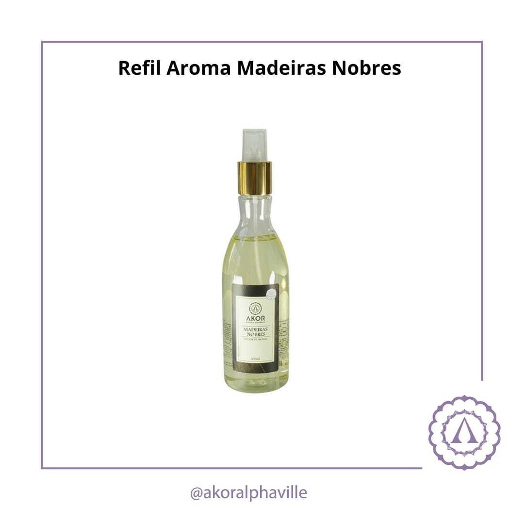 Refil Difusor Madeiras Nobres 300ml