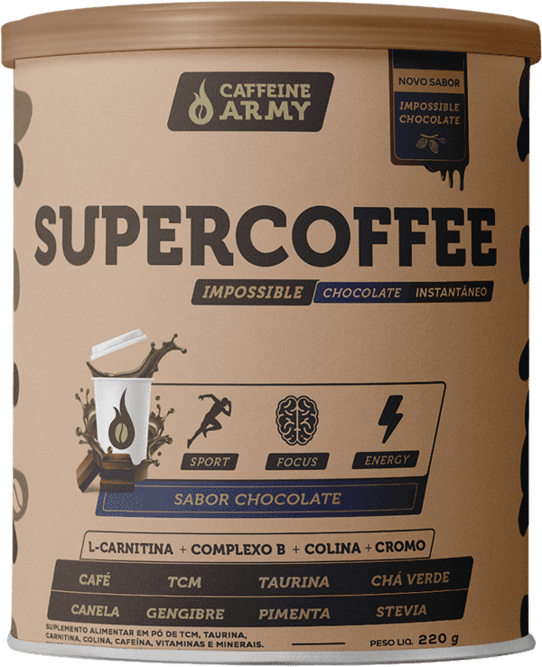 SuperCoffee Impossible Chocolate - 220g