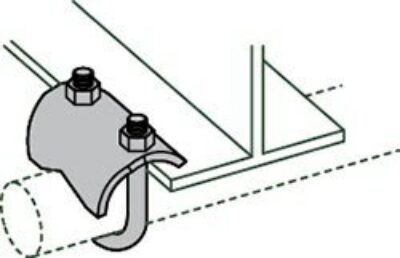AS 51 Right Angle Pipe or Conduit Clamp