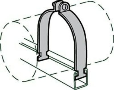 AS 1300AS Universal Pipe Clamp