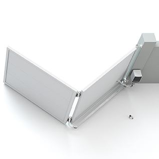 Albatros-Bi-Folding Gate System
