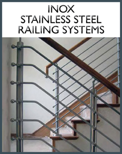 INOX Stainless Steel Railing System