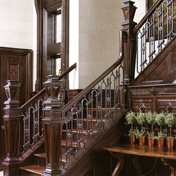 Interior Iron Railings