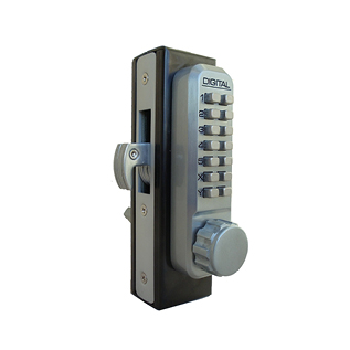 Mortised Hook Bolt Door Lock