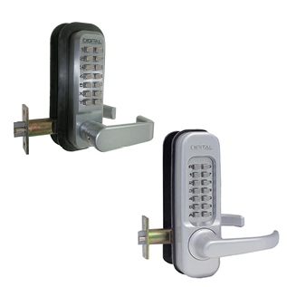 Spring Latch Door Lock
