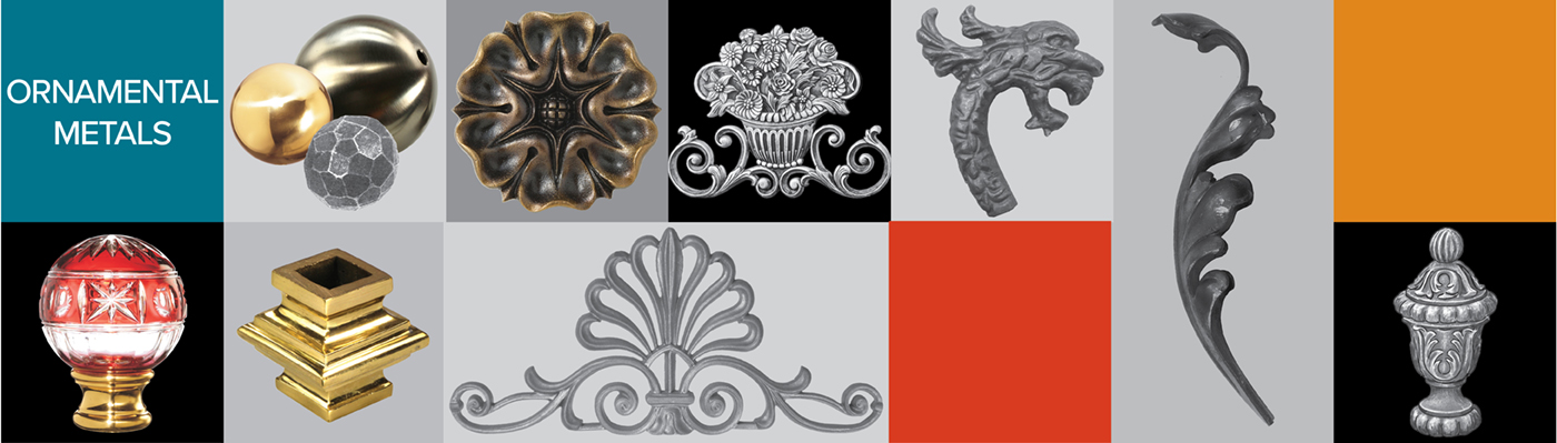 Ornamental Metals