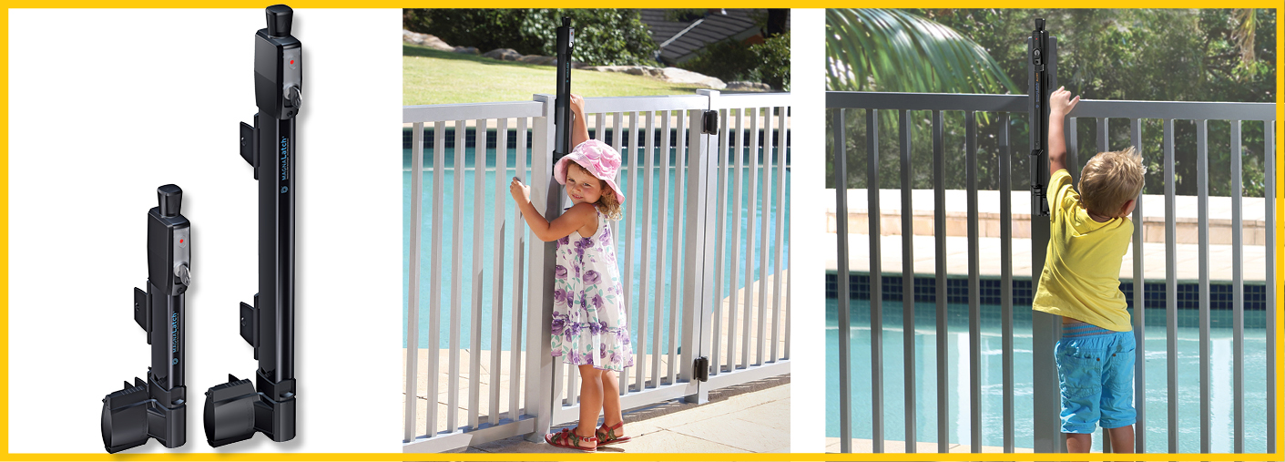 Pool Safety Latches and Locks