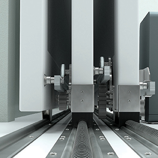 Bi-folding Gate System Configurator
