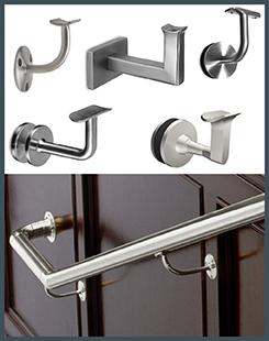 Stainless Steel Handrail Brackets