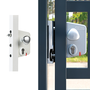 Swing Gate Lock-Electric