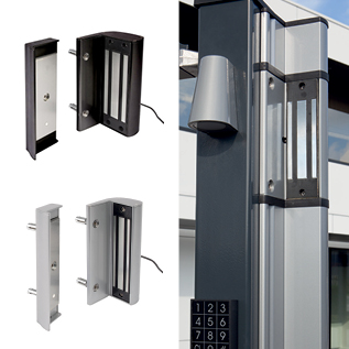 Swing Gate Lock-Electro-Magnetic