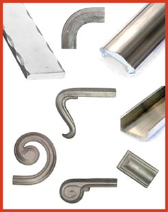 Aluminum Handrail and Fittings