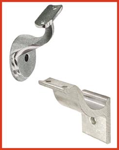 Aluminum Handrail Brackets