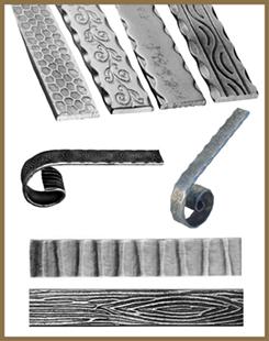 Decorative Flat Bars & Ends