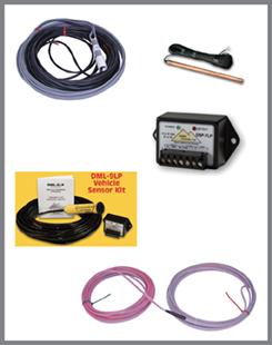 Driveway Loops and Vehicle Detectors
