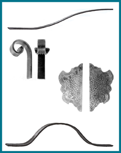 Gate Frame Accessories