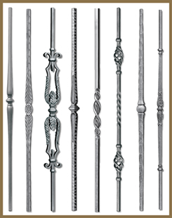 Grande Forge Balusters/Pickets