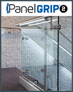 PanelGrip Glass Railing System