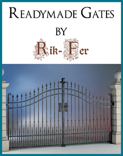 Readymade Gates by RikFer