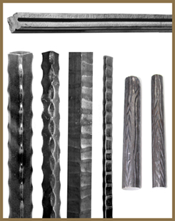 Textured Bars