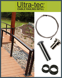 Ultra-tec Cable Railing Infill
