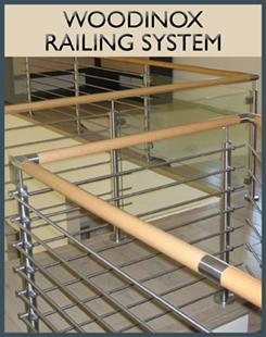 Woodinox Railing System