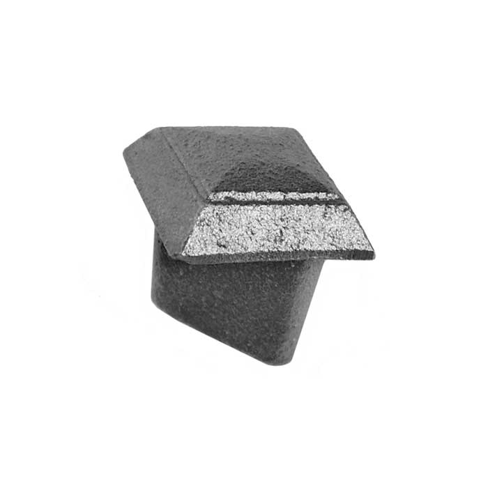 """Cast Iron Plugs to fit in 1"""" sq. and 1-1/4"""" sq."""